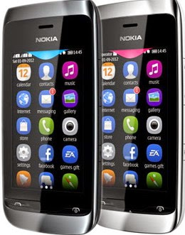 Nokia Asha 309 Firmware Download