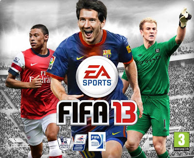 Download Game FIFA 13 FullVersion