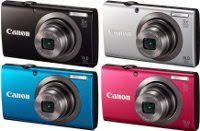Inexpensive Canon PowerShot A2300