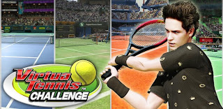 Virtua Tennis Challenge 4.0 APK + SD Data