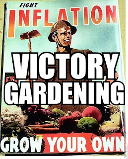 grow your own: fight inflation