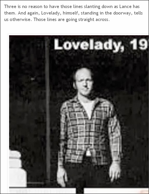 1971 photo of Billy Lovelady in the TSBD doorway