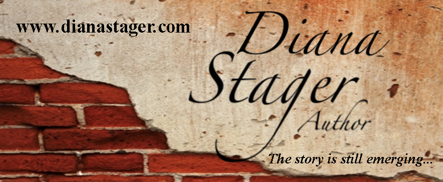 Author Diana Stager