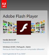 Adobe Flash Player - Baixe agora mesmo