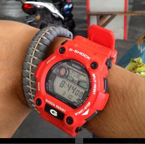 Jam Tangan Casio | G Shock G 7900A 4  G 7900A 4 real
