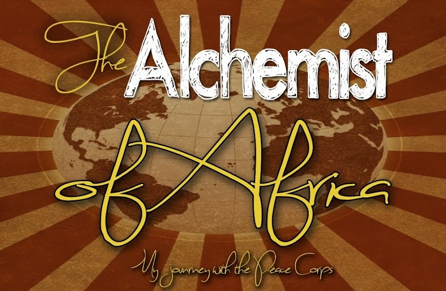 TheAlchemist of Africa