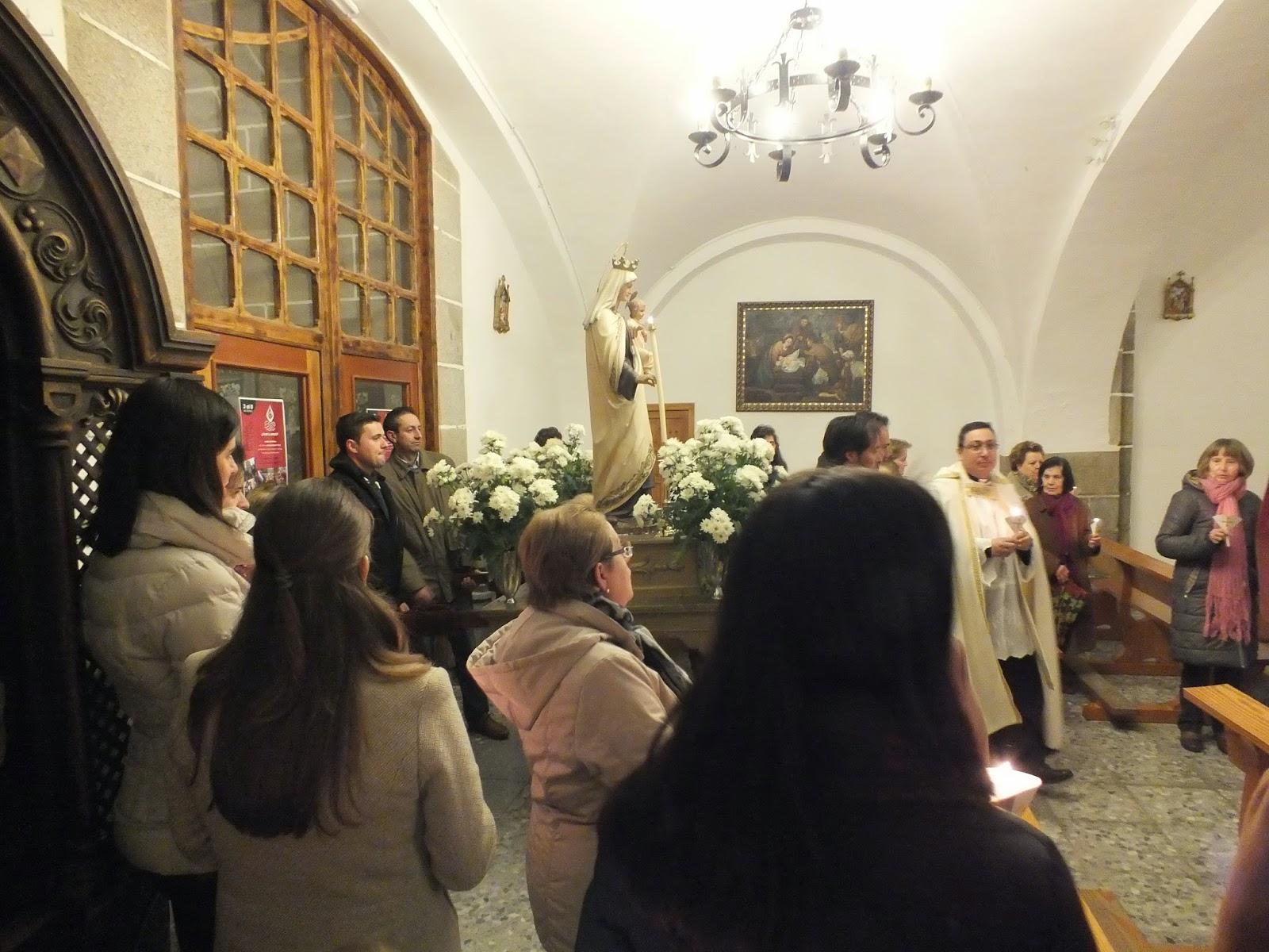 Parroquia san mateo la candelaria 2015 en villanueva del for Villanueva del duque