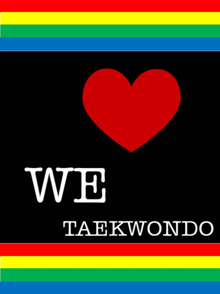 WE LOVE TKD