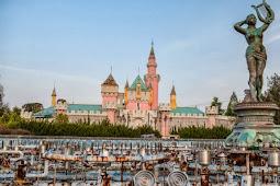 Nara Dreamland, Disneyland dari Jepang yang Terlantar