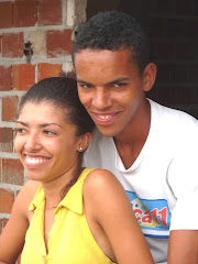 Derival, irmão e cunhada