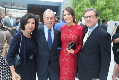 Michael Ovitz Tamara Mellon Bloomberg