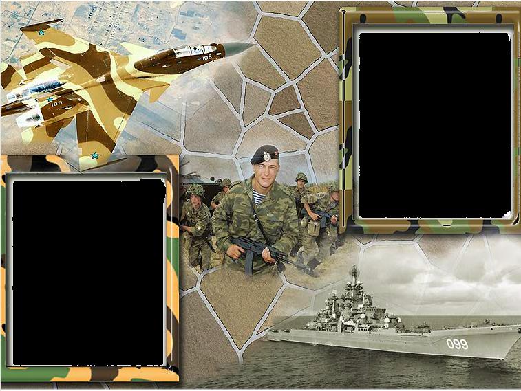 Фоторамка в военном стиле своими руками 71
