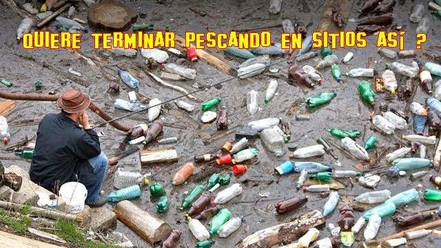 No dejar basura