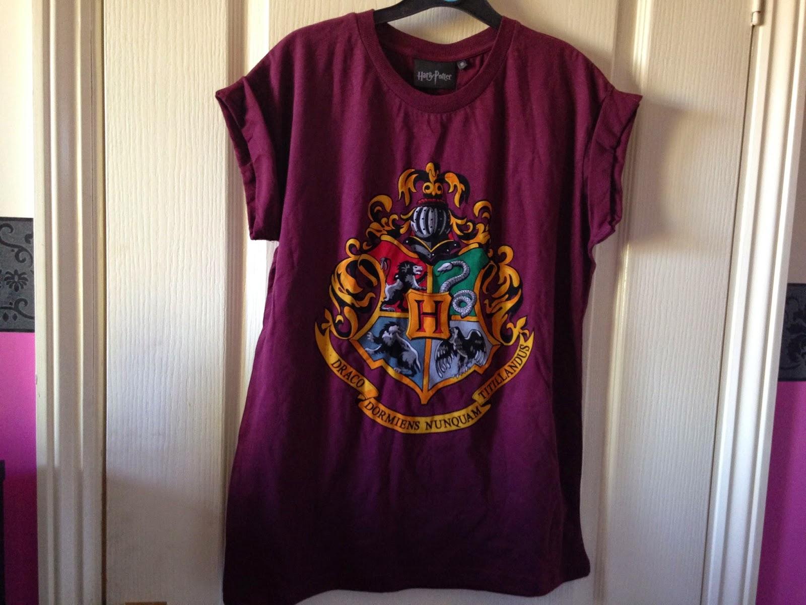 Primark Hogwarts Tee