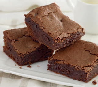 Sour Cherry and Chocolate Brownies Recipe