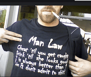 Man Law Shirt