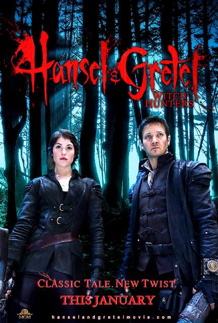 Hansel & Gretel: Witch Hunters - Wikipedia