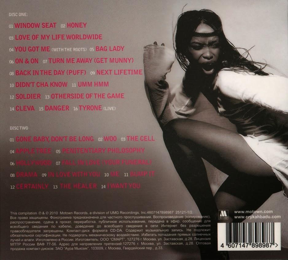 Erykah Badu (Greatest Hits)