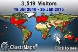 Previous Visitor Map