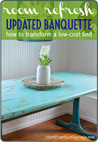 http://www.thrifterindisguise.com/2015/04/low-cost-ways-to-refresh-your-kitchen.html