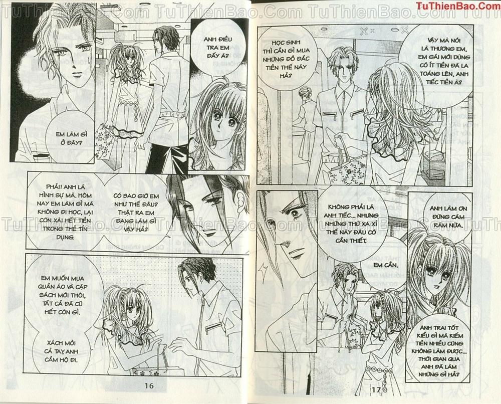 Ma cà rồng hộ mệnh Chapter 10 - Trang 7