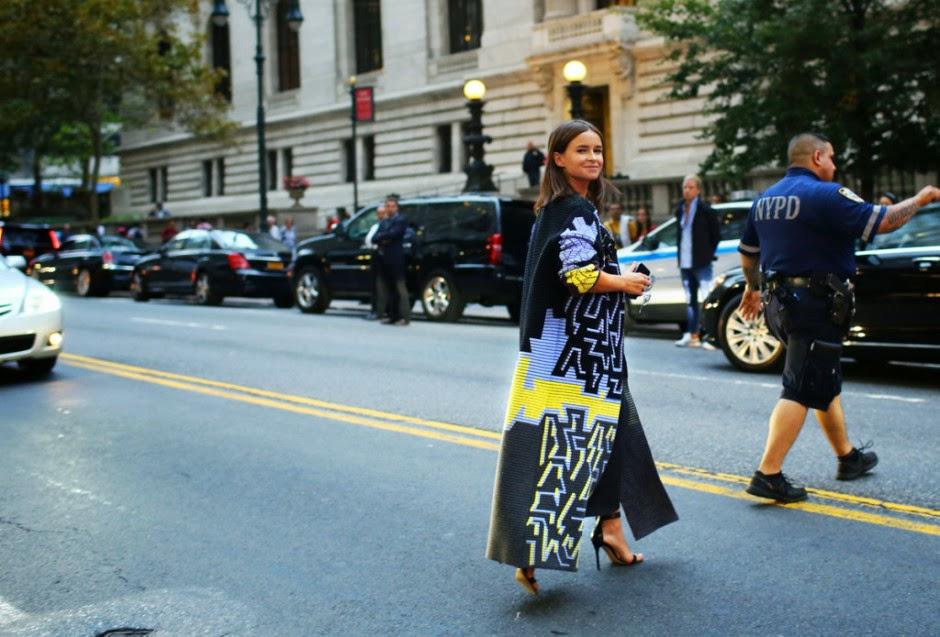 Moda nas ruas