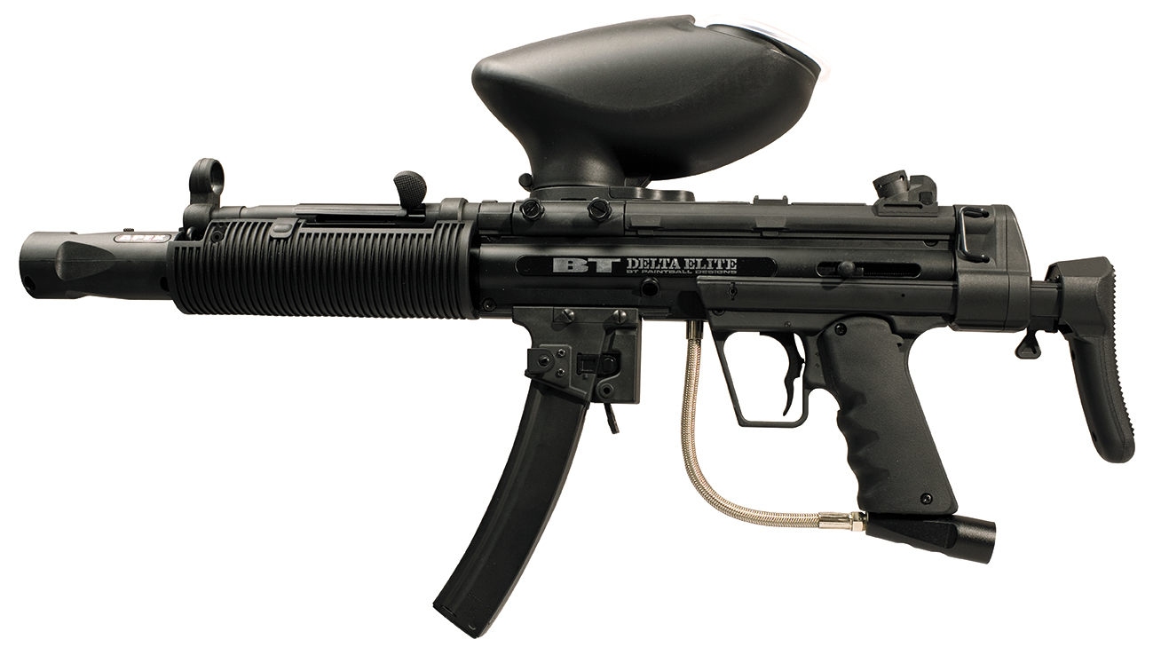 paintball gun - photo #1
