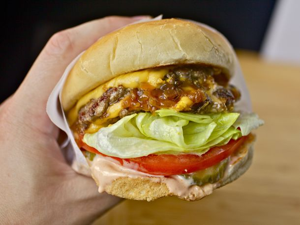 Sasaki Time: Copycat Recipes: In-N-Out's Double Double Animal Style!