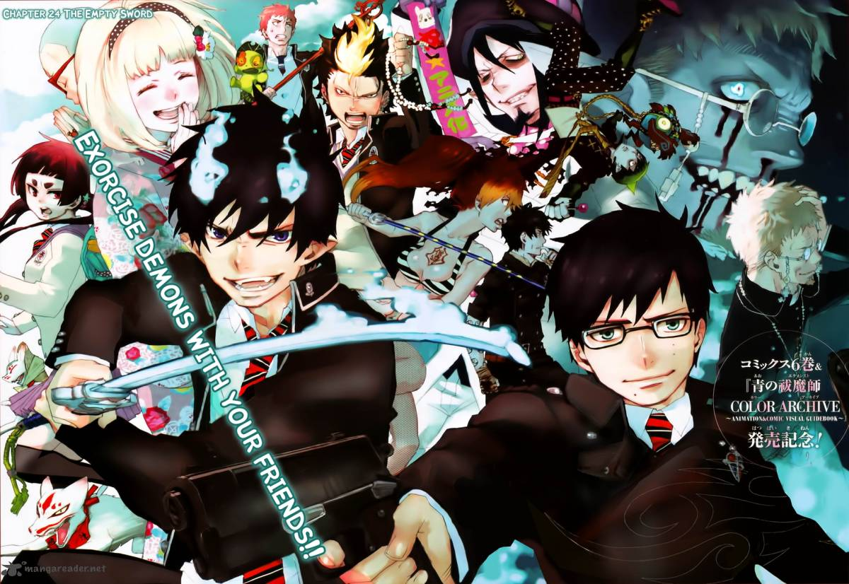 Download Ao No Exorcist Episode 2 Sub Indo Moon