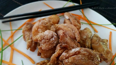Tori Karage: pollo fritto giapponese