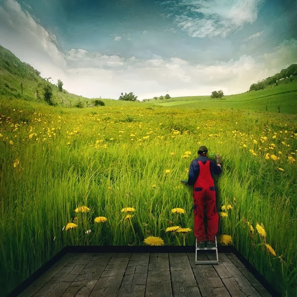 Photo-Manipulations by Michael Vincent Manalo