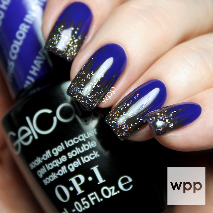WPP Pro: OPI GelColor Nordic Collection Nail Art and Review - work ...
