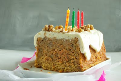 freshfromevaskitchen: Super Moist Carrot Cake