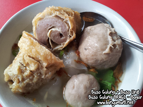 Kuliner Bogor - Baso Gulung Bragi