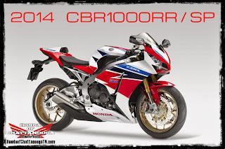 2014 Honda Sport Bikes CBR300R CBR600RR CBR1000RR CBR500R SuperSport CBR