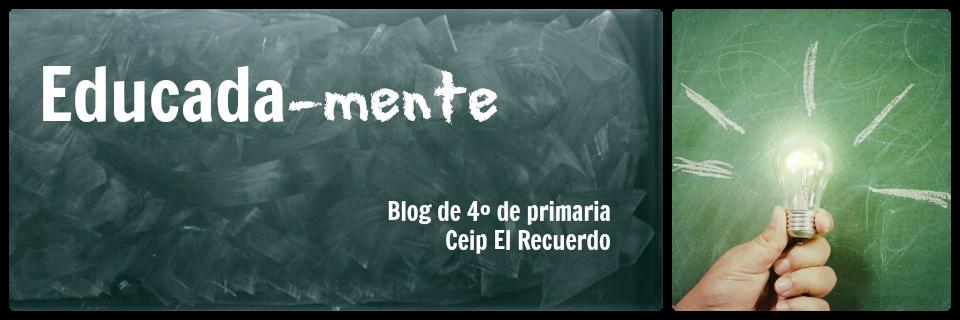 Blog del aula de 4º de Primaria