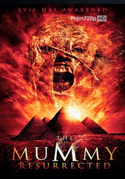 The Mummy Resurrected 2014 poster