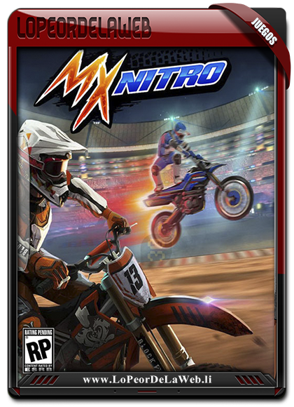 MX Nitro (2017) Multilenguaje Español (PC-GAME)