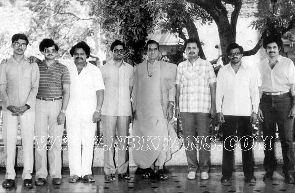 Interesting Collection Nandamuri Family