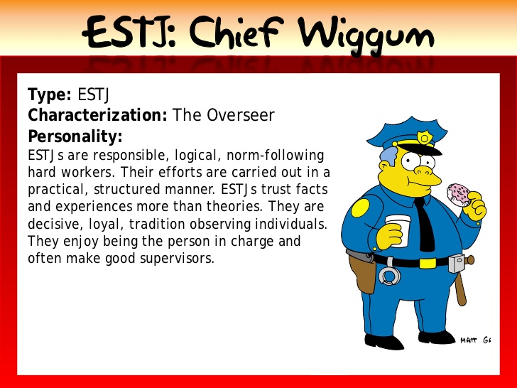 ESTJ Weaknesses