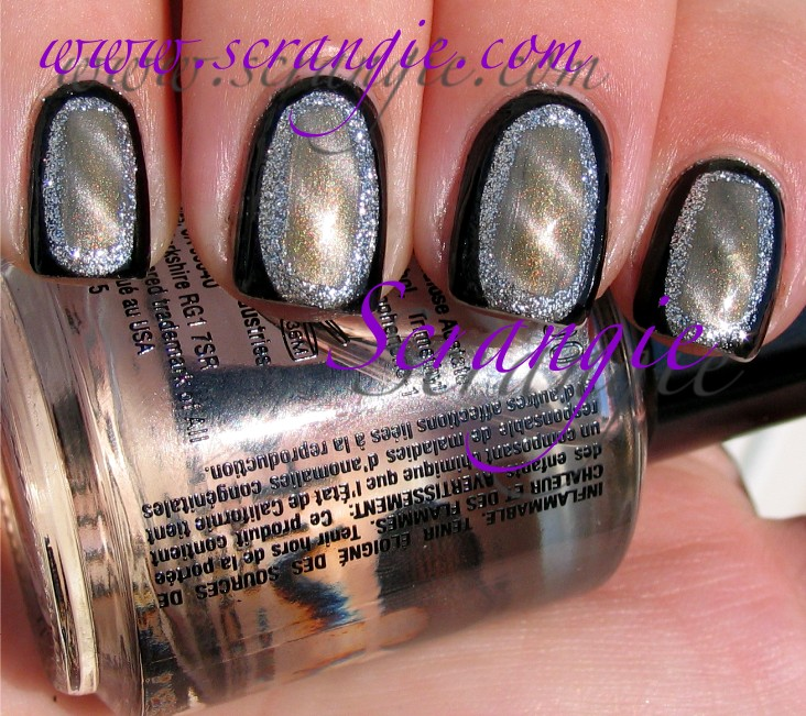 Scrangie lcn magnetic power magnet nail polish collection prinsesfo Image collections