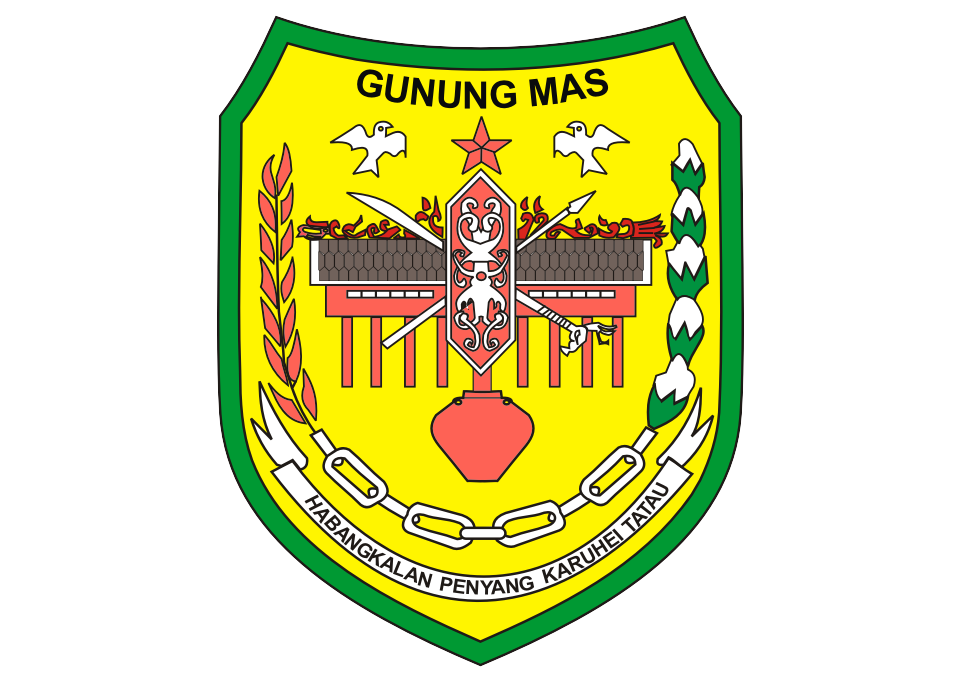 Download Logo Kabupaten Gunung Mas Vector
