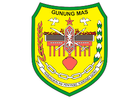 Kabupaten Gunung Mas Logo Vector download free