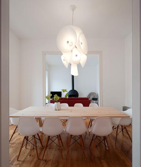 Design-Einbauten revolutionieren Haus im Altbau