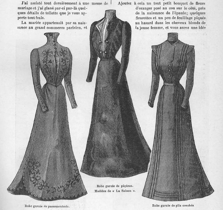 """Assez Le Blog de Callisto: Mode et vie quotidienne en 1900: """"La Femme  LP96"""