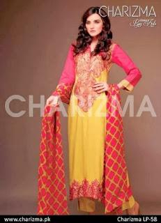 Charizma four Piece Winter Dresses