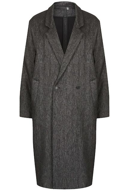 boutique tweed coat