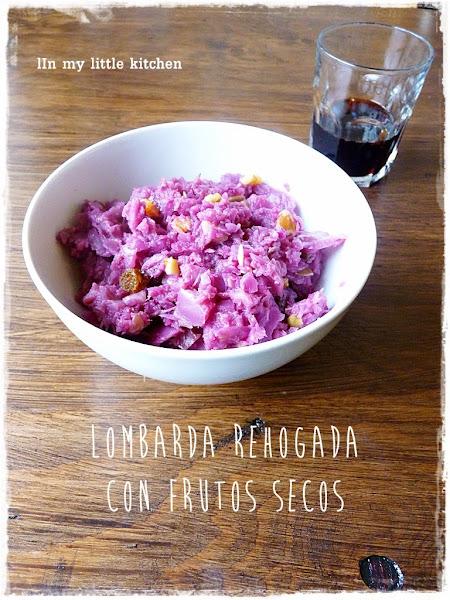 Lombarda rehogada cocinar en casa es for Cocinar lombarda