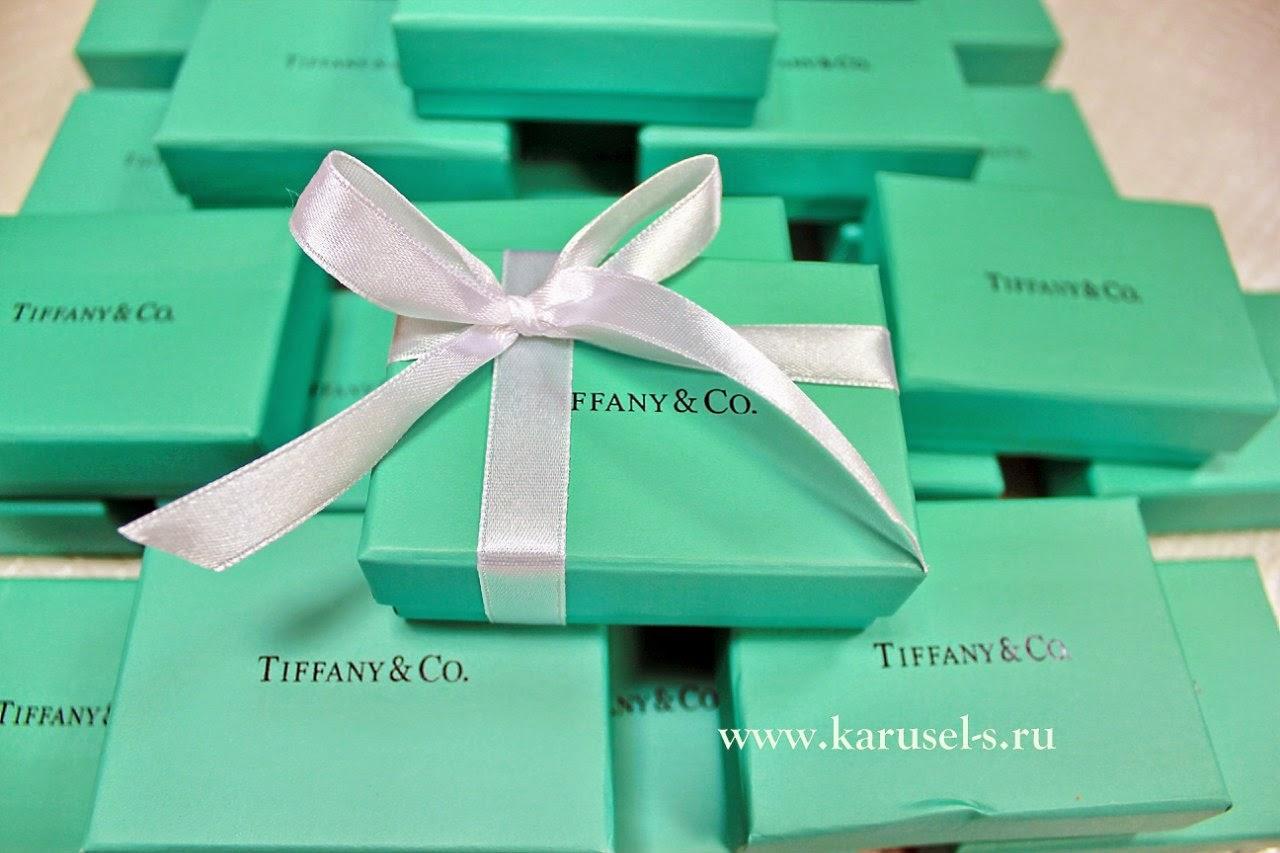Tiffany  co - символ романтики и успешности