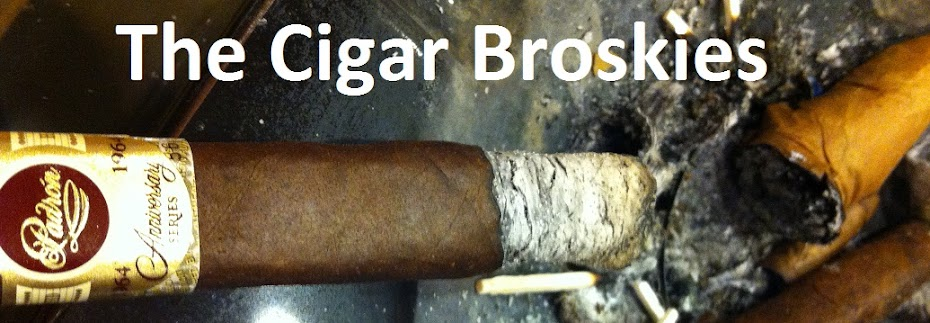 The Cigar Broskies